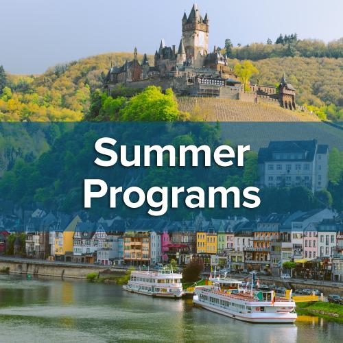 Summer Programs