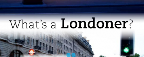 What's a Londoner? English Romanticism Travel Study Guide